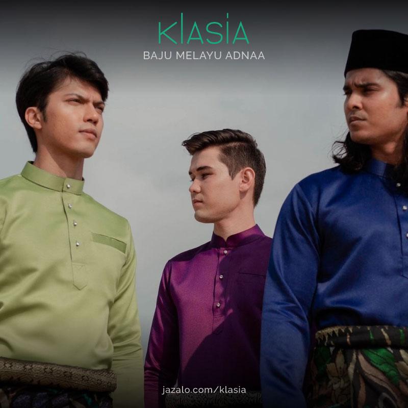 KLasia Baju Melayu